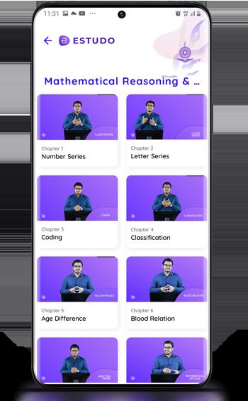 estuto learning app screenshot